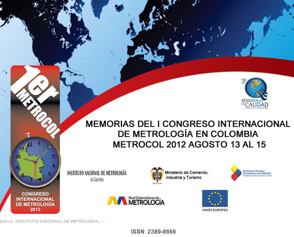Memorias Metrocol 2012